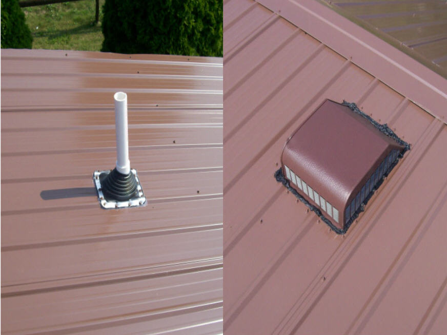 Roof_Vent_Pictures Ventilation Mobile Homeattic on