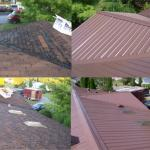 Before & After Double Wide With A Dormer.