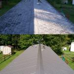Single Wide Before & After. Ballston Spa NY.